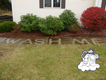 Power Washing maintains a safe and inviting home.